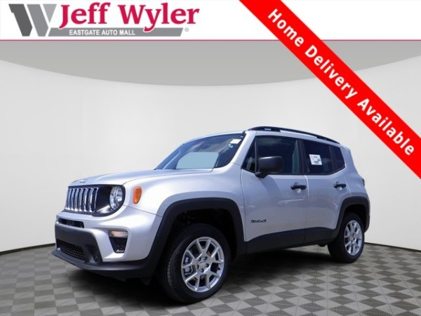 2019 Jeep Renegade in Batavia, OH