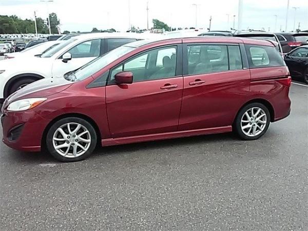 Mazda Portal Login >> 2012 Mazda Mazda5 Grand Touring Automatic For Sale In Batavia Oh