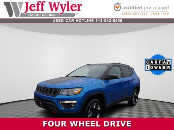2018 Jeep Compass in Batavia, OH