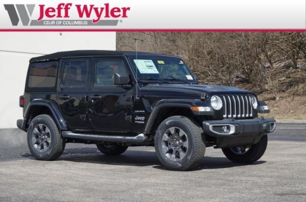 2019 Jeep Wrangler in Batavia, OH