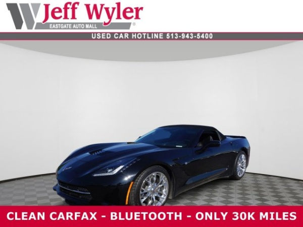 2014 Chevrolet Corvette in Batavia, OH