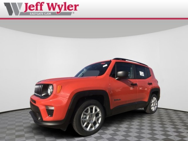 2020 Jeep Renegade in Batavia, OH