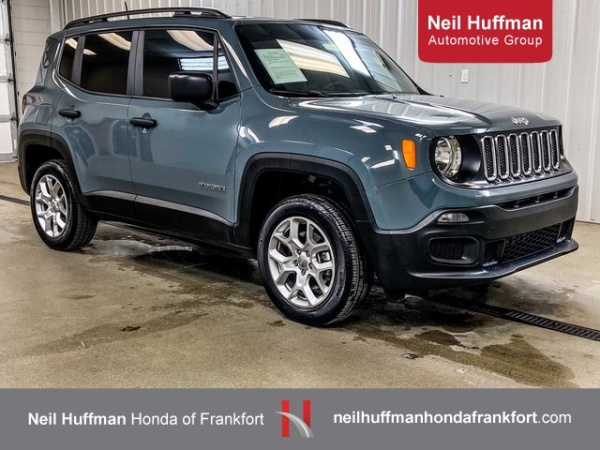 2018 Jeep Renegade in Frankfort, KY