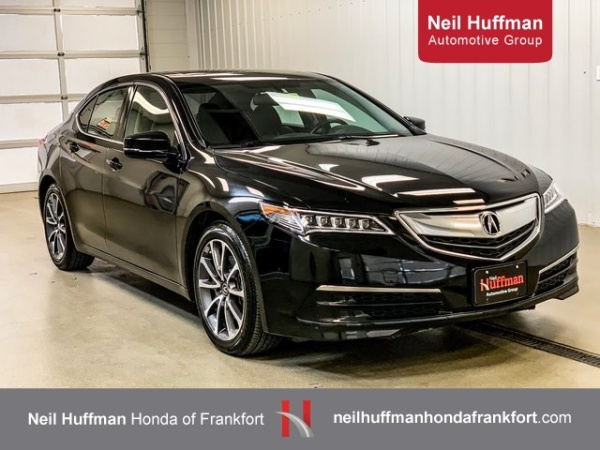 2017 Acura TLX V6 FWD
