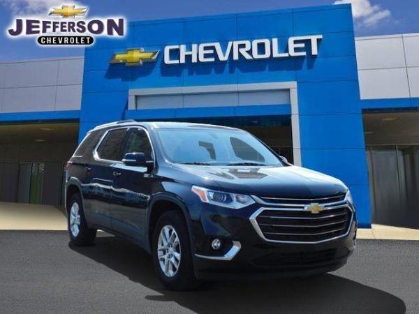 2018 Chevrolet Traverse in Detroit, MI