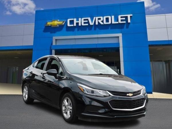 2017 Chevrolet Cruze in Detroit, MI