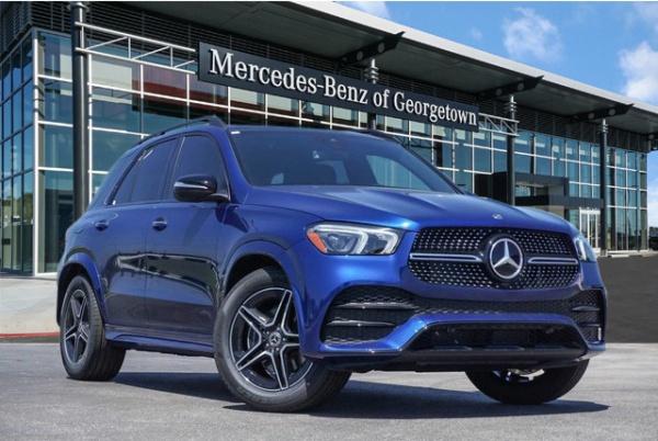 2020 Mercedes-Benz GLE in Georgetown, TX