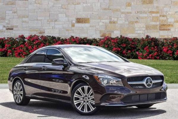 2018 Mercedes-Benz CLA in Georgetown, TX