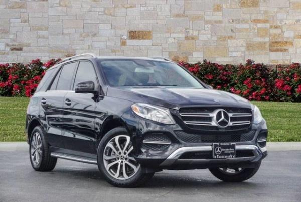 2018 Mercedes Benz GLE In Georgetown, TX