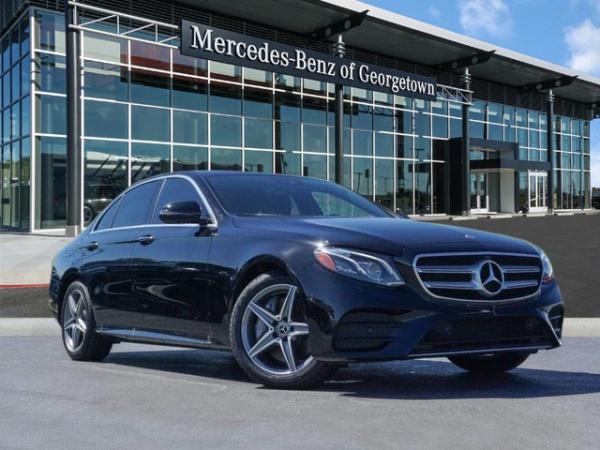 2019 Mercedes-Benz E-Class in Georgetown, TX