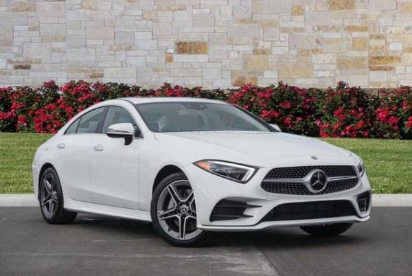 2019 Mercedes-Benz CLS-Class CLS 450 4MATIC