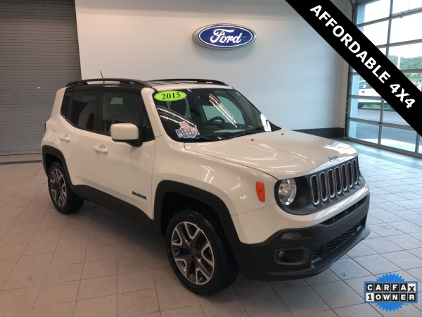 2015 Jeep Renegade in Buckhannon, WV