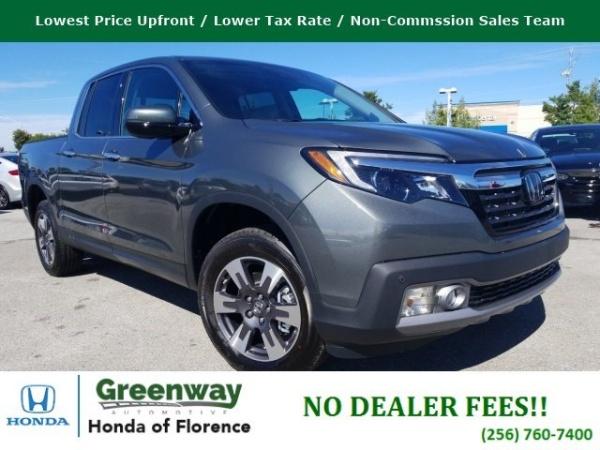 Honda Florence Al >> 2019 Honda Ridgeline Rtl E Awd For Sale In Florence Al