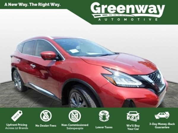 2019 Nissan Murano in Florence, AL