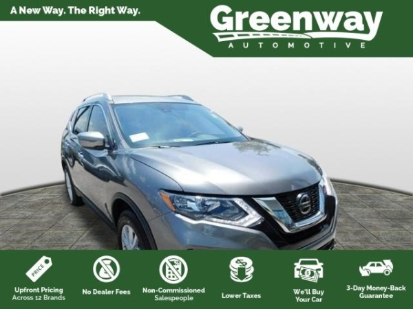 2019 Nissan Rogue in Florence, AL