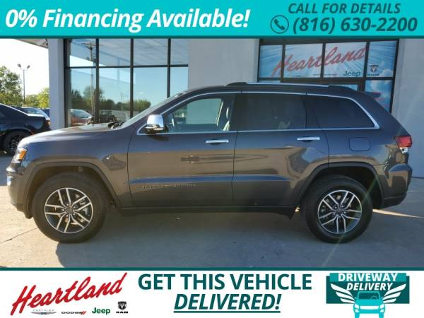 2020 Jeep Grand Cherokee in Excelsior Springs, MO