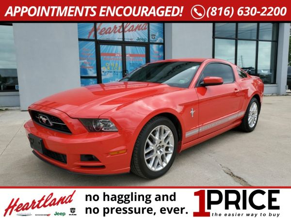 2013 Ford Mustang in Excelsior Springs, MO