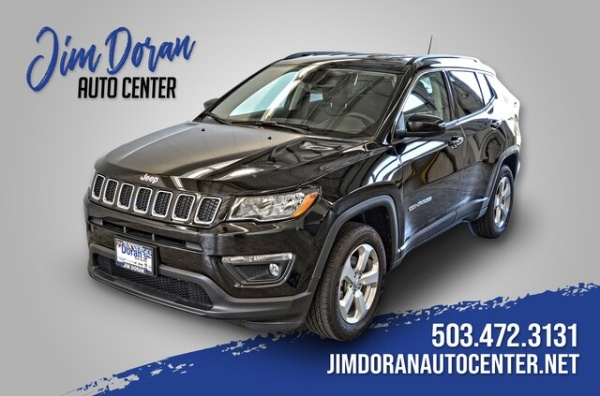 2019 Jeep Compass in Mcminnville, OR