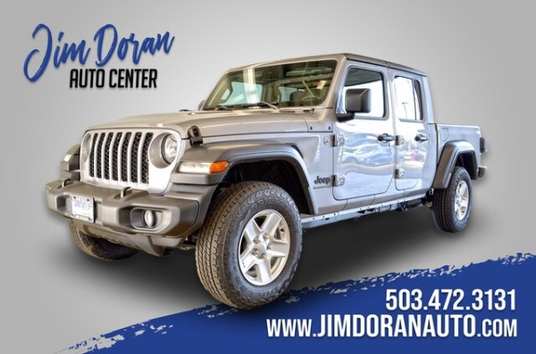2020 Jeep Gladiator in Mcminnville, OR
