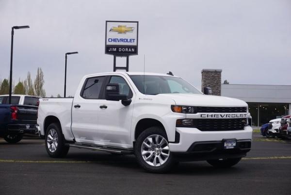 2019 Chevrolet Silverado 1500 in McMinnville, OR