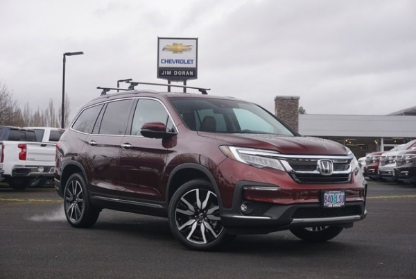2019 Honda Pilot in McMinnville, OR