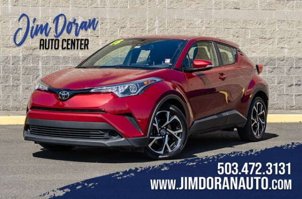 2018 Toyota C-HR in McMinnville, OR