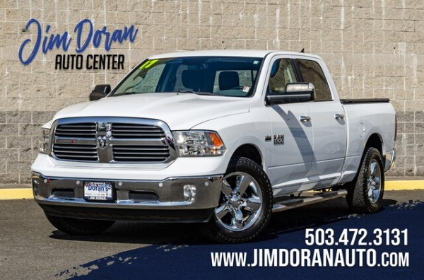 2017 Ram 1500 in McMinnville, OR