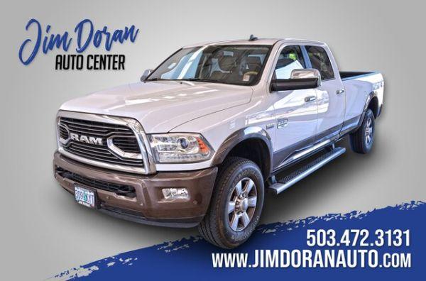 2018 Ram Ram Pickup 3500 Laramie Longhorn