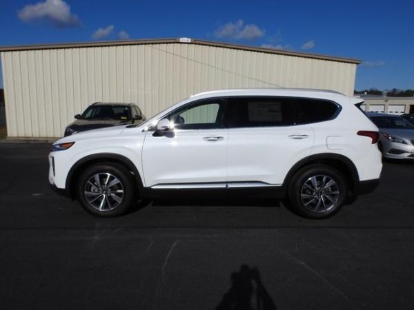 2020 Hyundai Santa Fe in Greenville, NC