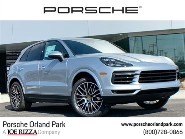 Orland Park Porsche >> 2019 Porsche Cayenne Awd For Sale In Orland Park Il Truecar