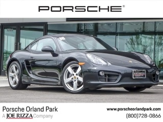 Used Porsche Caymans for Sale in Lisle, IL