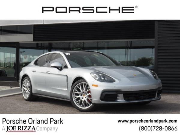 Orland Park Porsche >> 2017 Porsche Panamera 4 Awd For Sale In Orland Park Il
