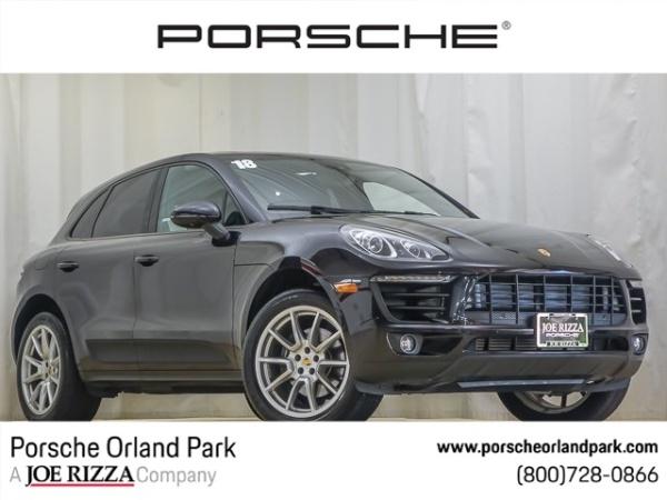 Orland Park Porsche >> 2018 Porsche Macan Awd For Sale In Orland Park Il Truecar
