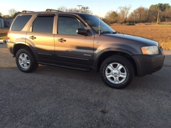 2002 Ford Escape XLT Premium