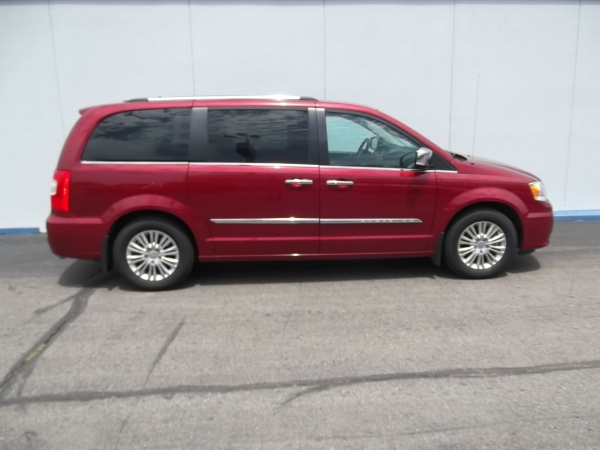 2015 Chrysler Town and Country Limited