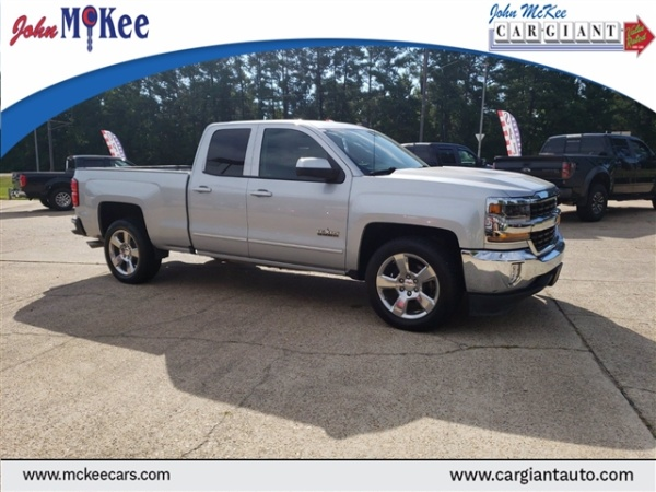 2017 Chevrolet Silverado 1500 in Homer, LA