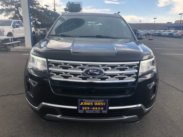 2019 Ford Explorer Limited 4wd For Sale In Reno Nv Truecar