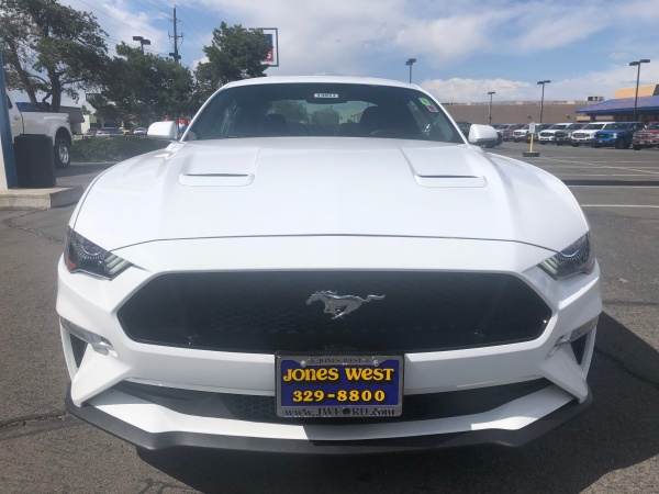 2019 Ford Mustang Gt Fastback For Sale In Reno Nv Truecar