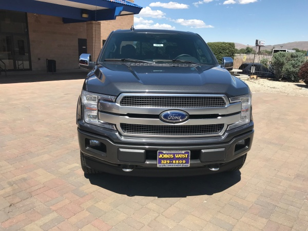 2019 Ford F 150 Platinum Supercrew 6 5 Box 4wd For Sale In