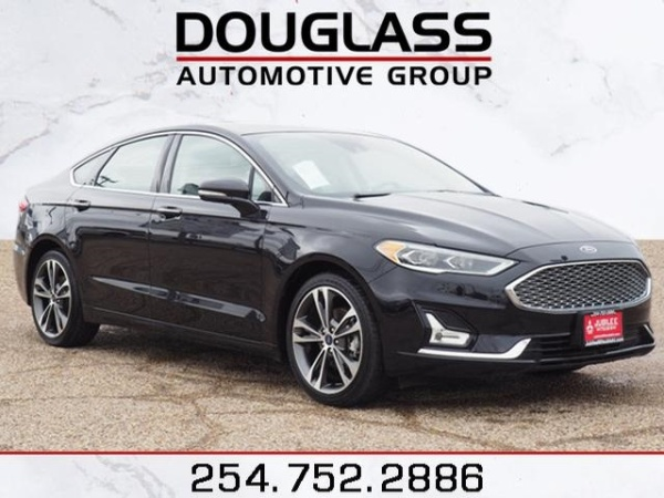 2019 Ford Fusion in Waco, TX