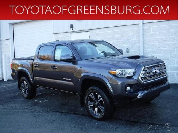 2017 Toyota Tacoma in Greensburg, PA