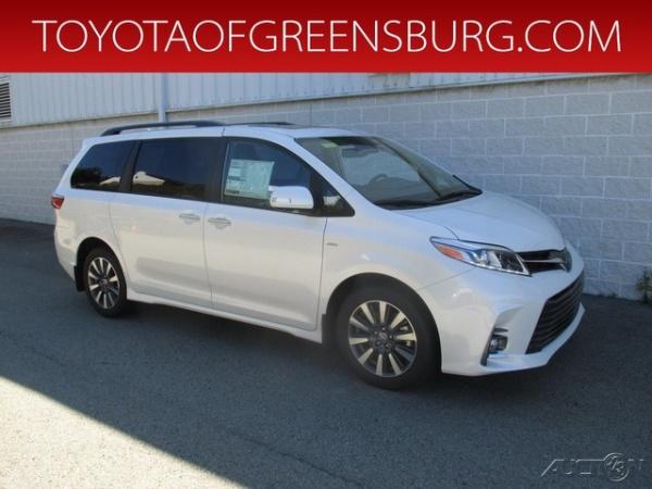 2020 Toyota Sienna in Greensburg, PA