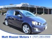 2016 Chevrolet Sonic LTZ Hatch AT for Sale in Lakeport, CA