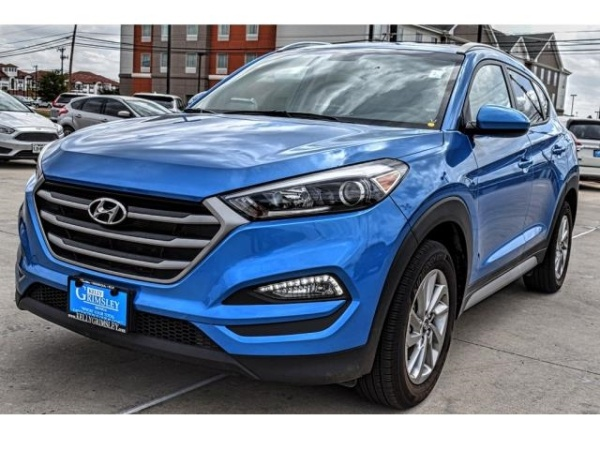 2018 Hyundai Tucson in Odessa, TX