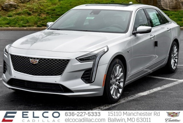 2019 Cadillac CT6 in Ballwin, MO
