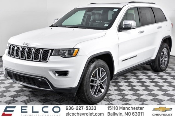 2017 Jeep Grand Cherokee in Ballwin, MO