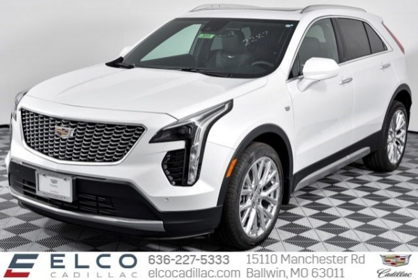 2020 Cadillac XT4 in Ballwin, MO