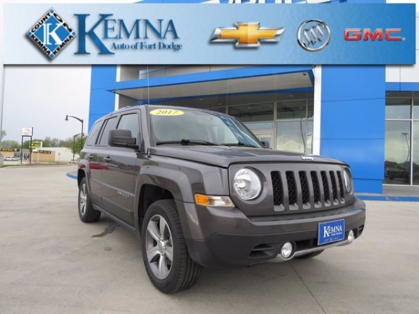 2017 Jeep Patriot in Fort Dodge, IA
