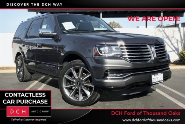 2017 Lincoln Navigator in Thousand Oaks, CA