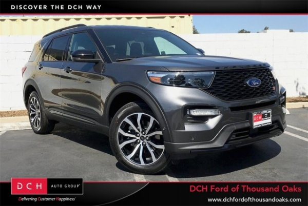 Dch Ford Of Thousand Oaks >> 2020 Ford Explorer St For Sale In Thousand Oaks Ca Truecar